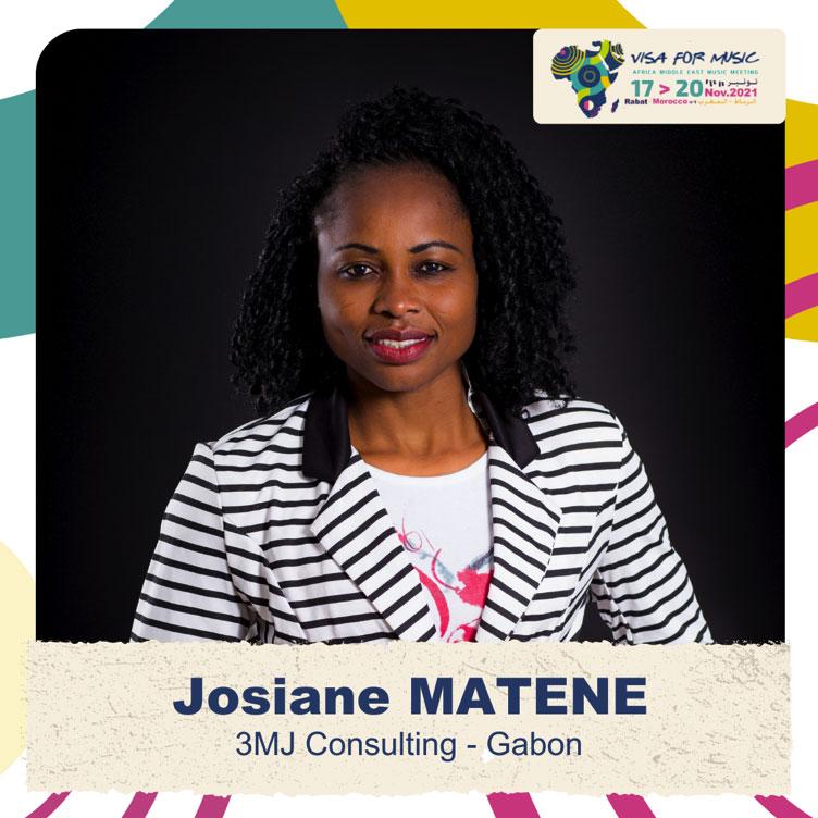 Josiane Maténé