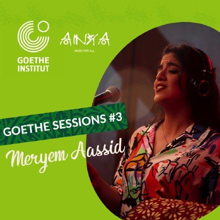 GOETHE-SESSIONS #3 : Meryem Aassid – Jazz'Amazigh